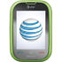 Cell Phone: Pantech Pursuit P9020 - Green (AT&T) Cellular Phone