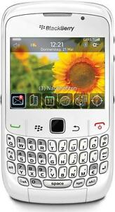 BlackBerry Curve 8530 - White (Sprint) S...