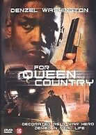 FOR QUEEN AND COUNTRY _ NEW DVD R2