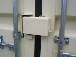 Shipping-Container-Lock-Box