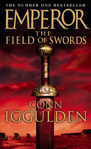 Emperor-The-Field-of-Swords-By-Conn-Iggulden-in-Used-but-Acceptable-condition