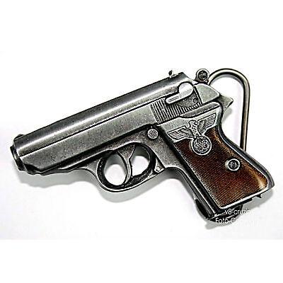 * Pistole Pistol Buckle Gürtelschnalle *369