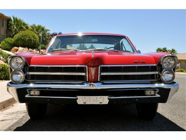 1965 PONTIAC CATALINA 2+2 421 HO TRI-POWER 4-SPEED