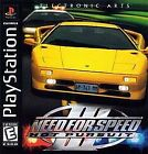 Need for Speed Sports Video Games
