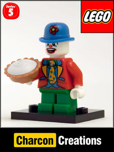 LEGO-Minifigures-Series-5-Small-Clown-No-packet-NEW