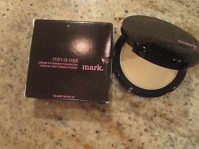 Mark Min-a-real Cream-to-powder Foundation Medium 7