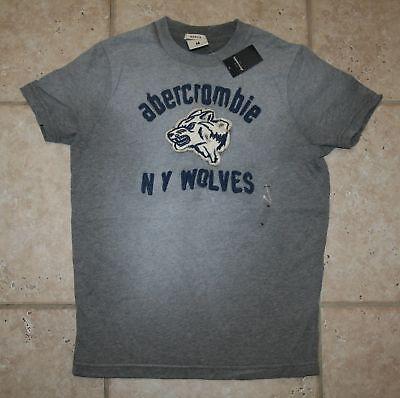 Abercrombie Boys Medium Xl Wolves T-shirt