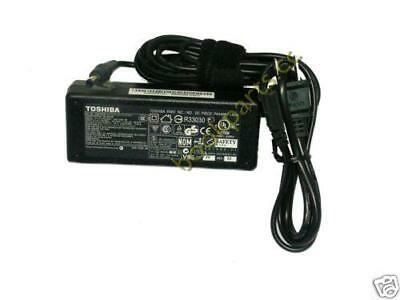Original Toshiba 75 Watt Ac Adapter Pa3432u-1aca
