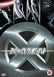 X-Men - Hugh Jackman - DVD