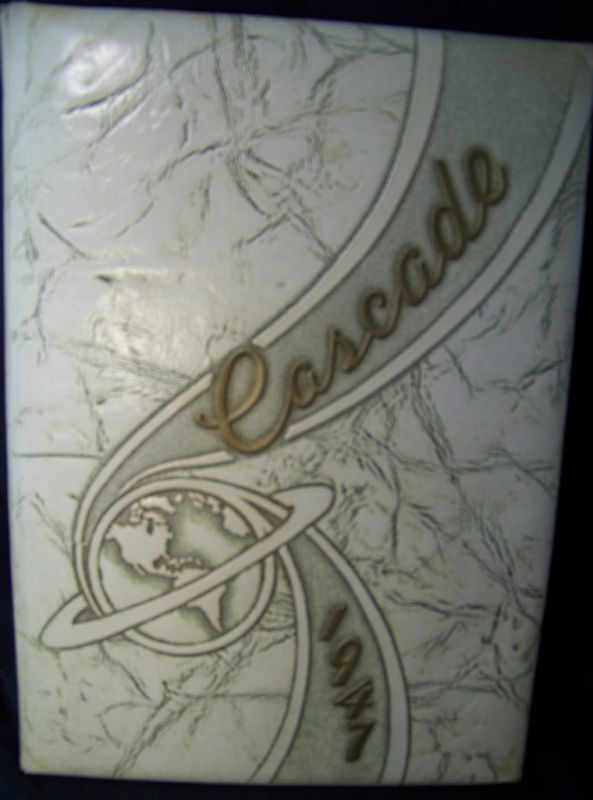 Cascade 1947 Seattle Pacific College Yearbook Washington