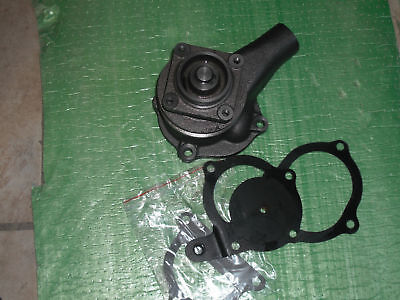 Ford 8N 9N 2N Water Pump with Pulley & Both Gaskets New on Rummage