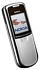Mobile Phone: Nokia 8800 Slide - Silver (Unlocked) Mobile Phone