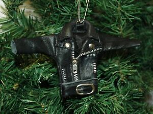 Motorcycle, Biker, Harley Christmas Ornament