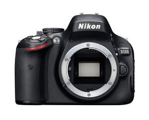 Nikon  D5100 16.2 MP Digital SLR Camera ...