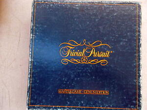 Used-Trivial-Pursuit-SEE-CHOICES-Baby-Boomer-Genuis-Young-adult-MasterSet