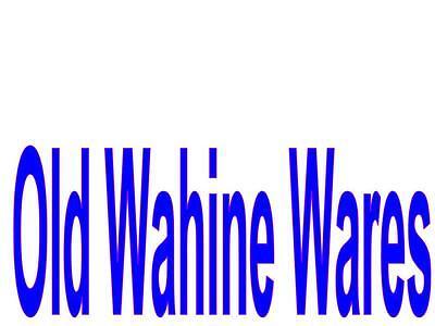 Old-Wahine Wares