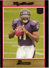 Rookie Troy Smith Football Trading Cards