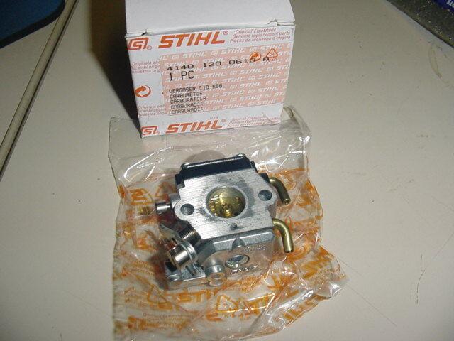 Stihl Fs38 Fs45 Fs46 Fs55 Hl45 Carburetor 4140 120 0610 ------------ Up663