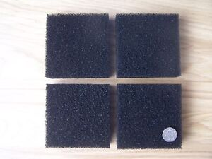 4-x-Compatible-Carbon-Foam-Filter-Pads-Suitable-For-Juwel-Compact-BioFlow-3-0
