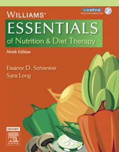 Williams' Essentials of Nutrition & Diet Therapy-ExLibrary