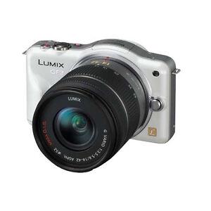 Panasonic LUMIX DMC-GF3K 12.1 MP Digital...
