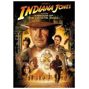 Indiana Jones and the Kingdom of the Cry...