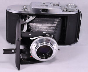 Voigtlander Bessa I  and original  case + filter