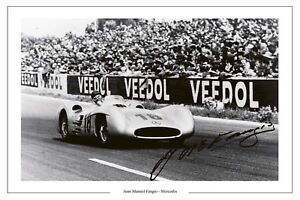 JUAN-MANUEL-FANGIO-MERCEDES-F1-SIGNED-PHOTO-PRINT