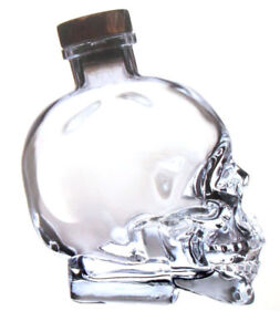 Crystal Head Vodka Skull Bottle - 750 ml (Empty)