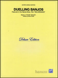 Duelling-Banjos-Banjo-TAB-Guitar-TAB-Music-Booklet-Sheet-Music-Deliverance