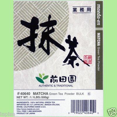 Matcha 3 Bags X 1.1 Lbs Maeda-en Green Tea Powder Made In Japan