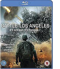 Battle  Los Angeles Bluray 2011 - <span itemprop=availableAtOrFrom>Holywell, United Kingdom</span> - Battle  Los Angeles Bluray 2011 - Holywell, United Kingdom