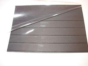 50-Steckkarten-A5-NEU-mit-5-Streifen-mit-Folie