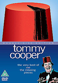 Tommy Cooper - The Missing Pieces / The Very Best Of (DVD, 2006, 2-Disc Set)