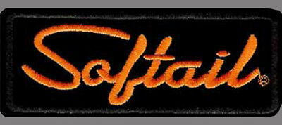 Harley Davidson Genuine Softail Patch