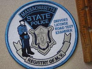 Massachusetts state police registry motor vehicles for Massachusetts registry of motor