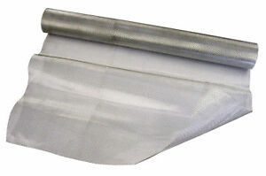 3 Metre x 50cm FINE ALUMINIUM MODELLING WIRE MESH ROLL MODROC SCULPTURE MAKING