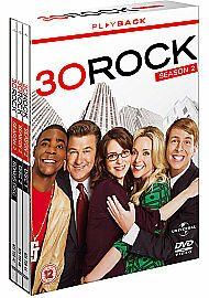 30 Rock  Series 2  Complete DVD 2009 3Disc Set - <span itemprop=availableAtOrFrom>banff, Aberdeenshire, United Kingdom</span> - 30 Rock  Series 2  Complete DVD 2009 3Disc Set - banff, Aberdeenshire, United Kingdom