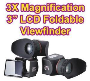 3x-LCD-Viewfinder-for-Canon-5D-Mark-II-7D-60D-T2i-550D