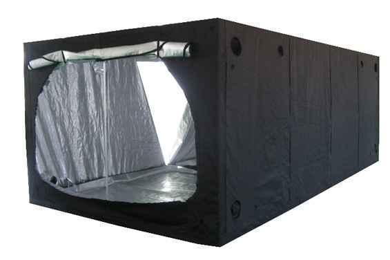 Grow Tent 6.5' X 6.5' X 6.5' Hydro Indoor Hydroponic Hut Secret Hydro Infrared