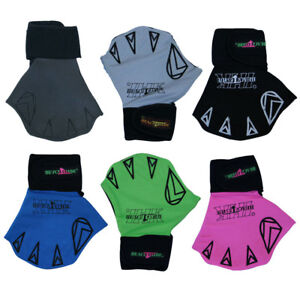 Paddle-Gloves-Webbed-Fingerless-Swimming-Surfing-Swim