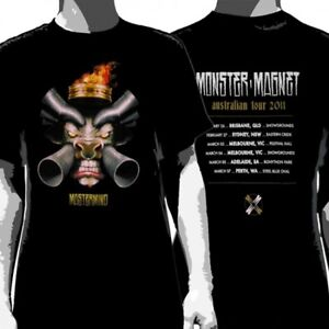 MONSTER-MAGNET-Mastermind-T-shirt-NEW-XLARGE-ONLY
