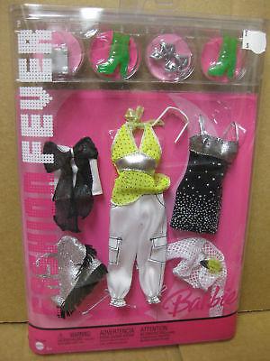 2005 Barbie Fashion Fever Fashions