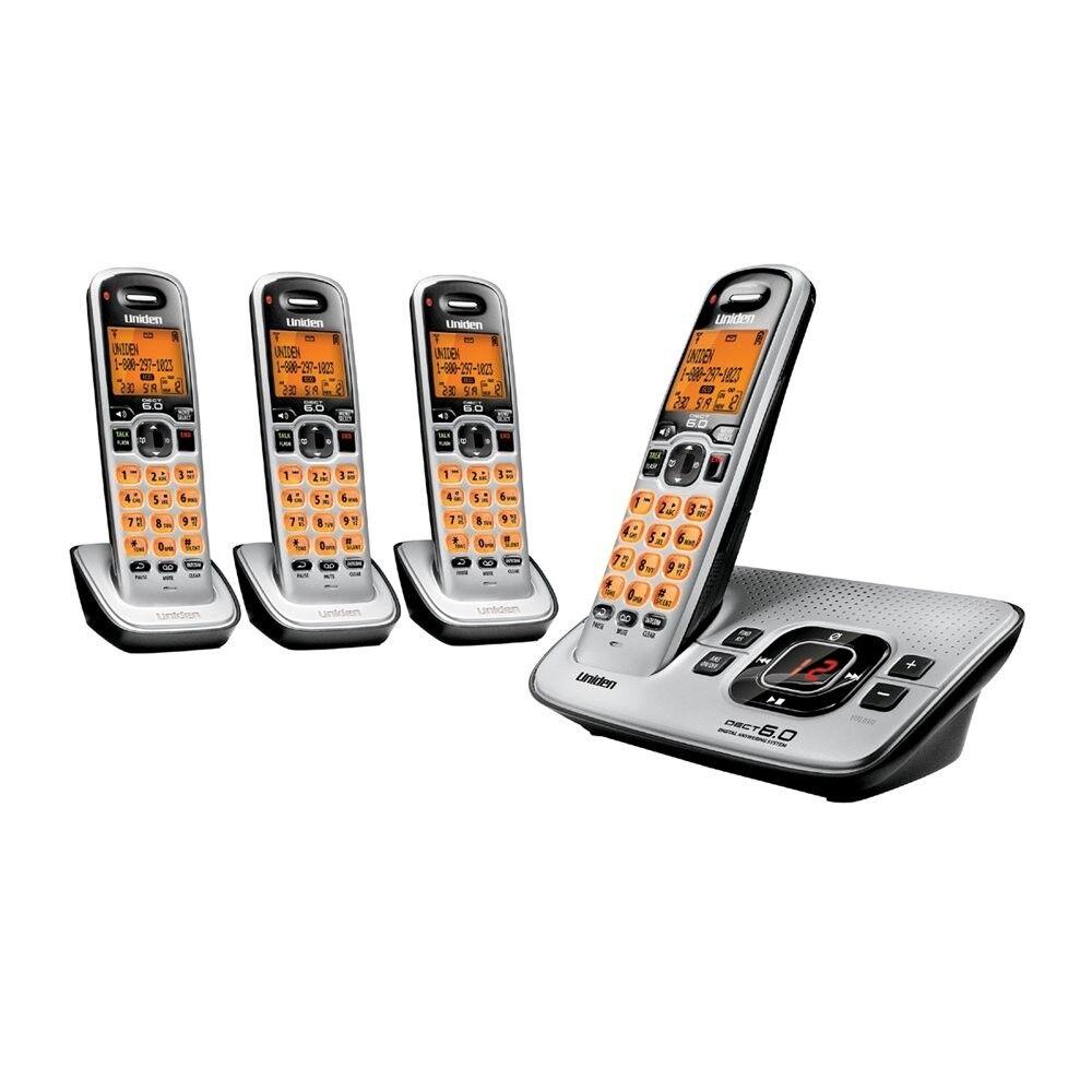 Uniden D1680 4 Vs Vtech Ds6321 3