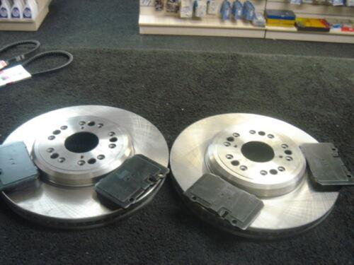 LEXUS LS400 94 - 1999 FRONT BRAKE DISCS & PADS NEW