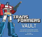 The Transformers Vault: The Complete Transformers Universe  by Pablo Hidalgo ...