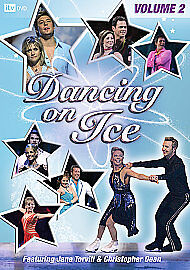 Torvill-And-Deans-Dancing-On-Ice-Series-Vol-2-NEW-DVD