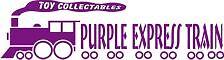 Purple Express Train