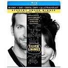 Silver Linings Playbook (Blu-ray/DVD, 2013, 2-Disc Set, Includes Digital Copy; UltraViolet)