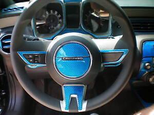 Chevrolet Camaro 2009 2010 2011 2012 2013 2014 Dash Trim Kit Ebay